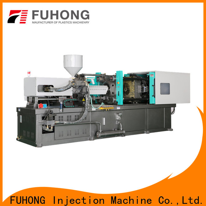 FUHONG Best plastic injection moulding machine manufacturers supply