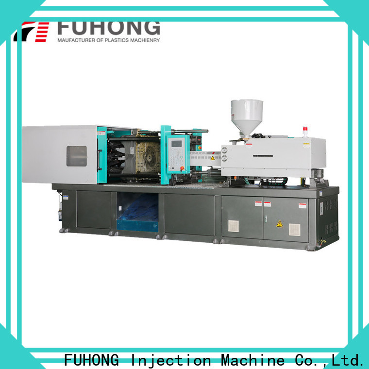 FUHONG molding small plastic injection molding machine price company for glass