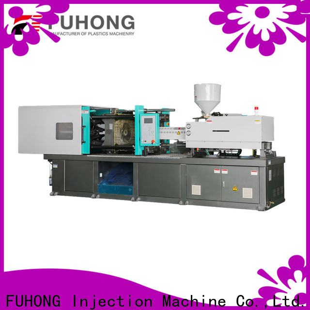 FUHONG Top old plastic injection molding machine company for glass