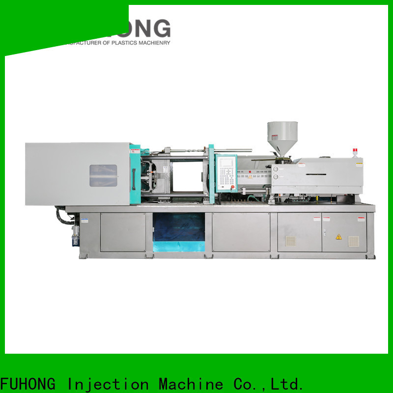 FUHONG series table top plastic injection machine supply for glass