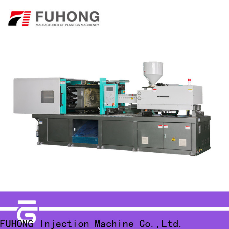 FUHONG molding small plastic injection molding machine price factory for bottle