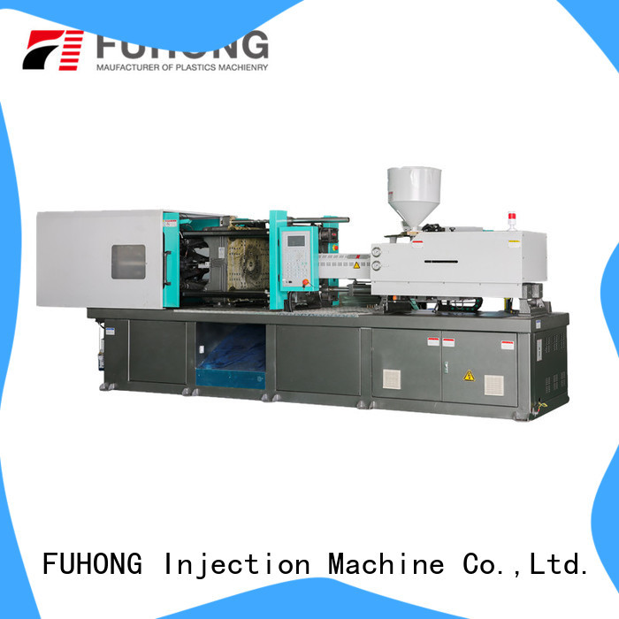 FUHONG 100ton1680ton used plastic injection molding machine price for businesssupply for glass