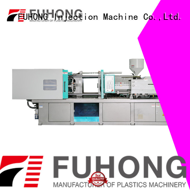 FUHONG Top best plastic injection molding machines company for bottle