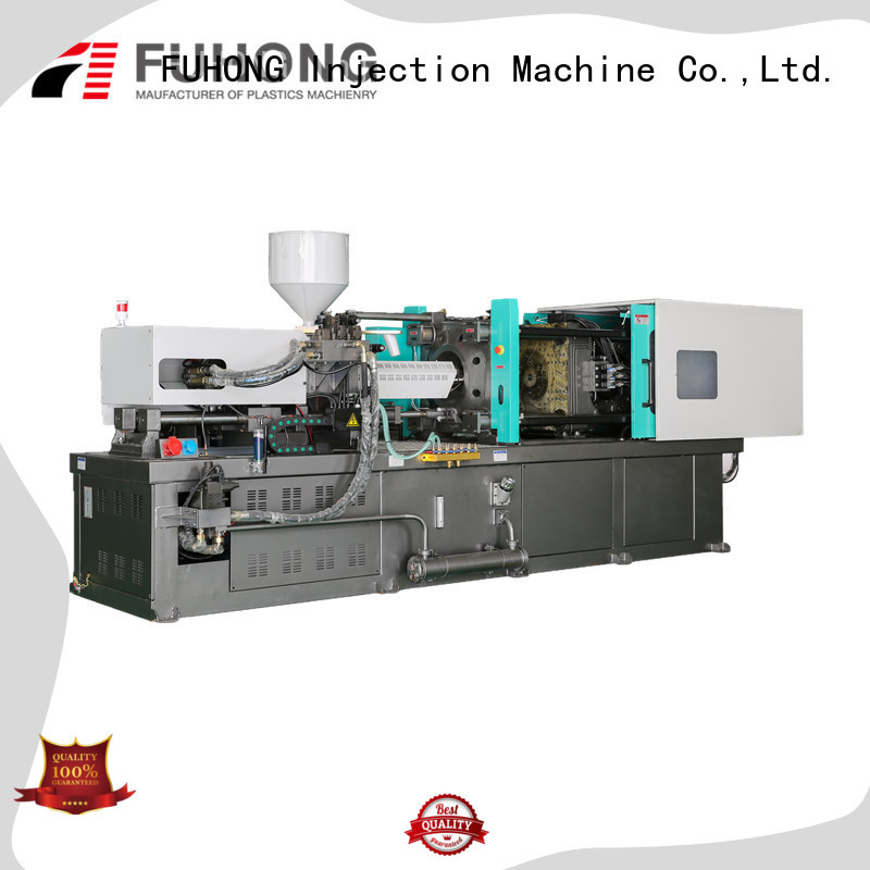 FUHONG Best plastic injection molding machine cost for business for industrial